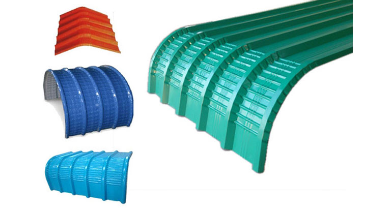 Curved Roofing Sheets Suppliers Raj Roofing Company