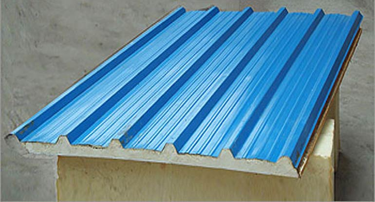 Puf Roofing Sheets Roofing Sheet Puf Sheets Manufacturer